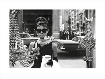Audrey Hepburn - Window Taidejuliste