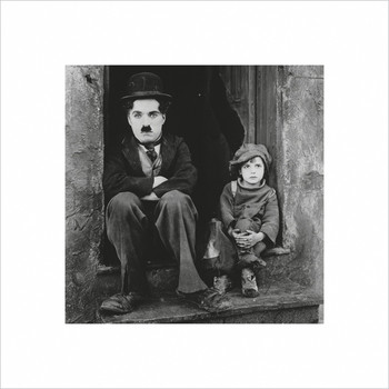 Charlie Chaplin Taidejuliste