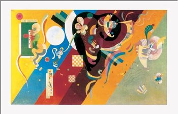 Composition 1936 Taidejuliste