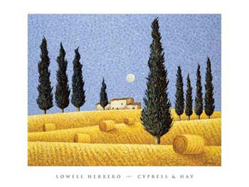 CYPRESS & HAY Taidejuliste