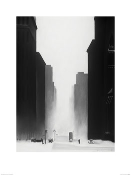David Cowden - The Big City Taidejuliste