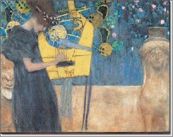 Die Music 1895 Taidejuliste
