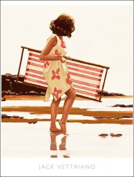 Jack Vettriano - Sweet Bird Of Youth Study Taidejuliste