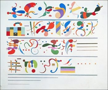 Kandinsky - Successione Taidejuliste