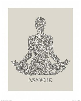 Louise Tate - Namaste Taidejuliste