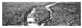Paris - L'ile de la Cité Taidejuliste