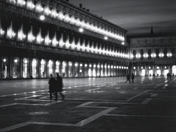 Saint Mark's square Taide