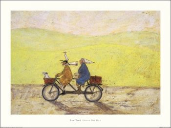 Sam Toft - Grand Day Out Taide