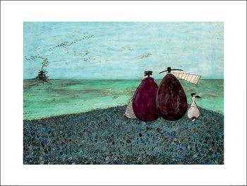 Sam Toft - The Same as it Ever Was Taidejuliste