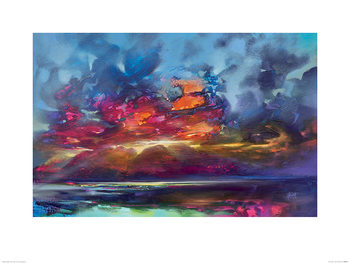 Scott Naismith - Island Light Taidejuliste