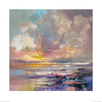 Scott Naismith - Radiant Energy Taidejuliste