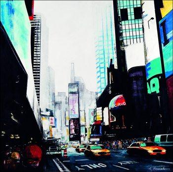 Semenzato - New York Live Taidejuliste