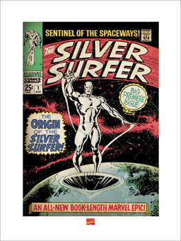Silver Surfer  Taide