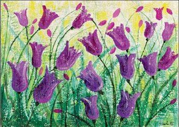 Spring Flowers Taidejuliste