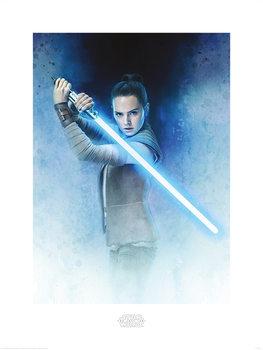 Star Wars: The Last Jedi- Rey Lightsaber Guard Taide