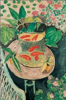 The Goldfish, 1912 Taidejuliste