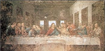 The Last Supper Taide