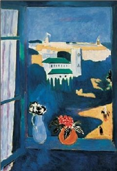 The Window at Tangier, 1912 Taidejuliste