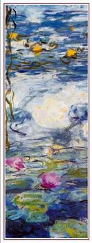 Water Lilies, 1916-1919 (part.) Taidejuliste