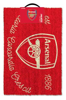 Tapete de entrada Arsenal FC - Crest