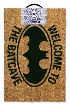 Tapete de entrada  Batman - Welcome to the batcave