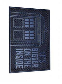 Tapete de entrada Dr. Who - Tardis (Rubber)
