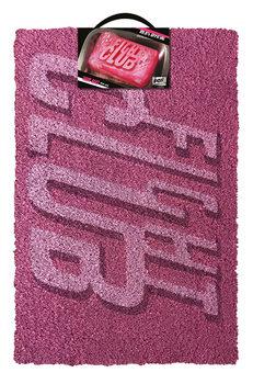Tapete de entrada Fight Club - Soap