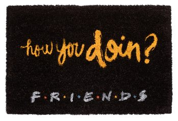 Tapete de entrada  Friends - How You Doin?