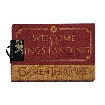 Tapete de entrada Game Of Thrones - Welcome To Kings Landing