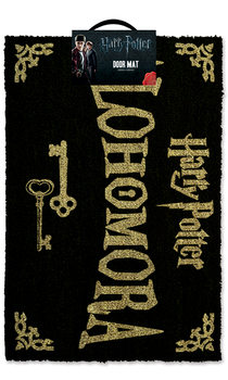 Tapete de entrada Harry Potter - Alohomora