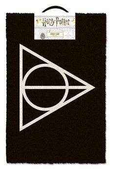 Tapete de entrada  Harry Potter - Deathly Hallows