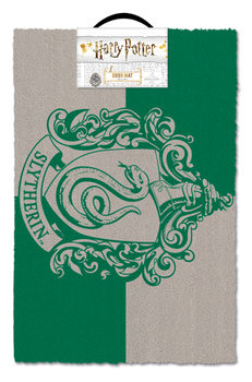 Tapete de entrada  Harry Potter - Slytherin