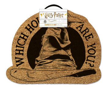 Tapete de entrada  Harry Potter - Sorting Hat