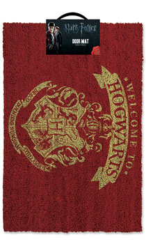 Tapete de entrada Harry Potter - Welcome to Hogwarts