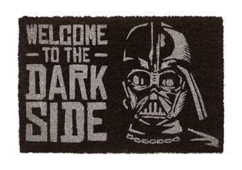 Tapete de entrada Star Wars - Welcome to the Dark Side