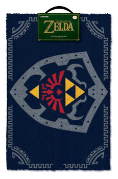 Tapete de entrada  The Legend of Zelda - Hylian Shield
