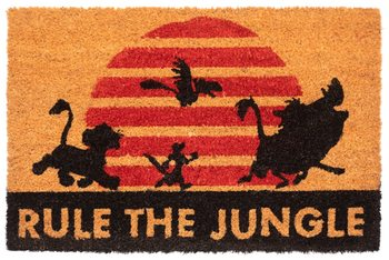 Tapete de entrada The Lion King - Rule The Jungle