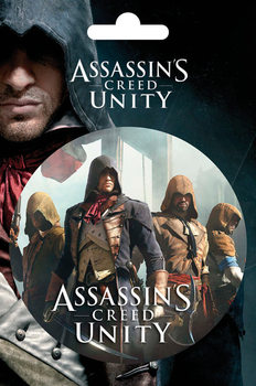 Assassin's Creed Unity - Group Vinyylitarra