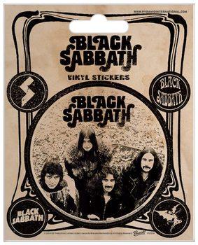 Black Sabbath - Vintage Vinyylitarra