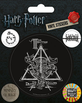Harry Potter - Symbols Vinyylitarra