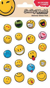 Smiley - Expressions (Shimmer) Vinyylitarra