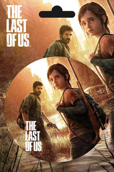 The Last Of Us - Key Art Vinyylitarra