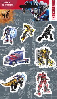 Transformers 4 - Mix Vinyylitarra