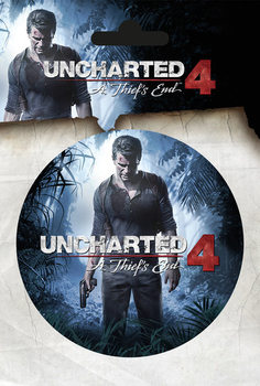 Uncharted 4 - A Thiefs End Vinyylitarra