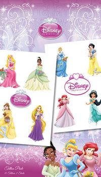 DISNEY PRISESSAT - princesses Tarratatuointi