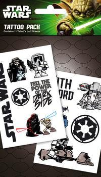 STAR WARS - empire Tarratatuointi