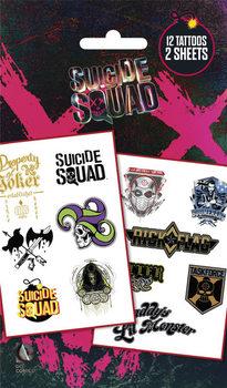 Suicide Squad - Mix Tarratatuointi