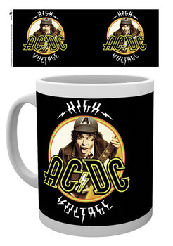 AC/DC - High Voltage Tasse