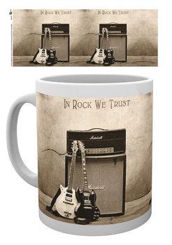 AC/DC - Trust Rock Tasse