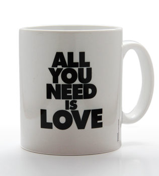 All You Need Is Love Tasse
